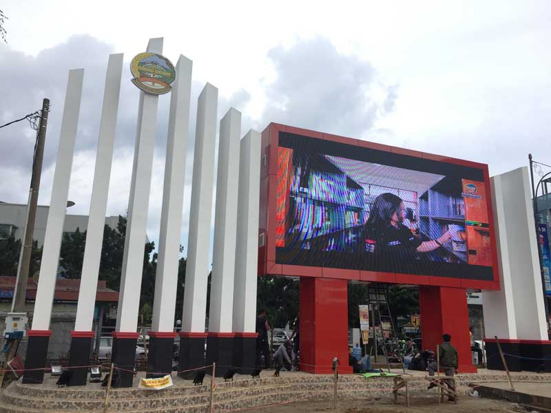 Led Wall Screen Display Outdoor